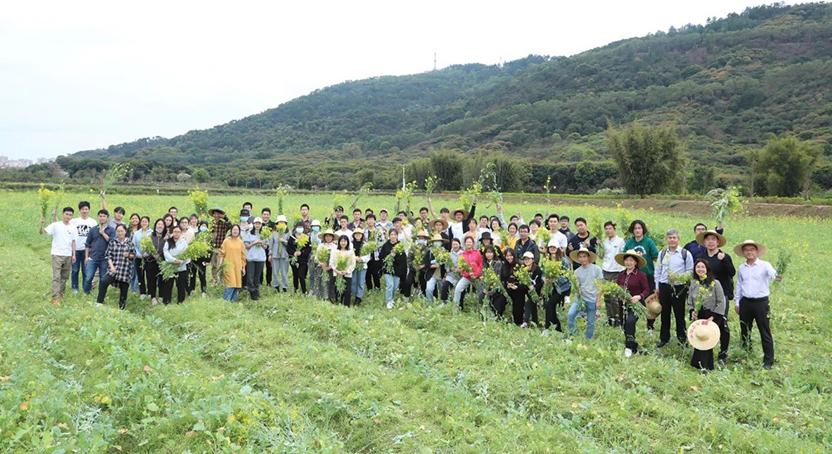 艾米携手中山大学农学院打造产学研高地,助推农业科技化、品牌化!