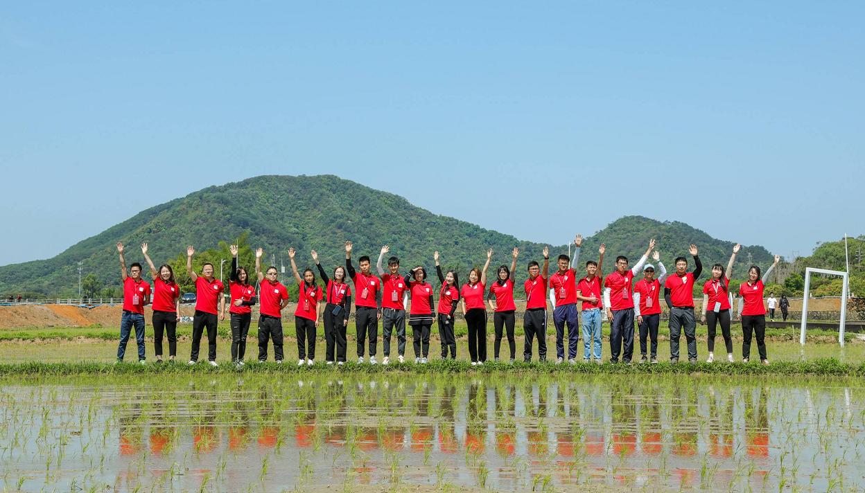 藏粮于技,艾米农业新青年用行动向建党一百周年献礼!
